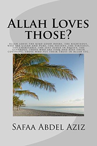 Allah Loves Those?: Abdel Aziz, Mrs