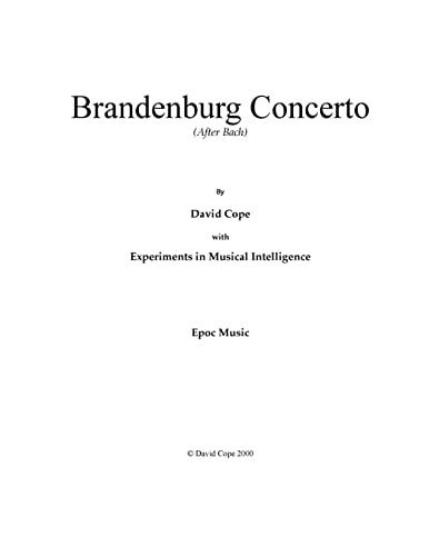 9781515274315: Brandenburg Concerto: After Bach