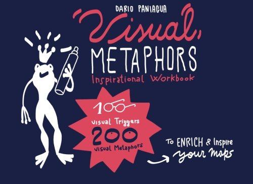 9781515278580: Visual Metaphors Inspirational Workbook