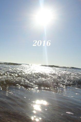 9781515279105: 2016: Calendrier/Agenda: 1 semaine sur 2 pages, Format 6