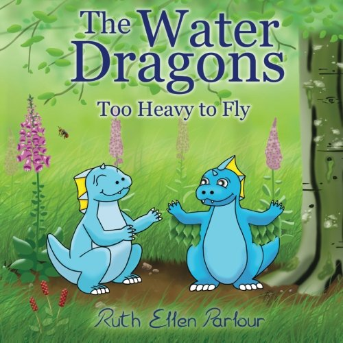 9781515280811: The Water Dragons: Too Heavy to Fly: Volume 1