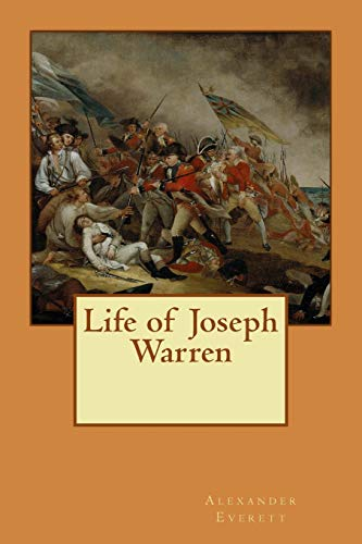 9781515290742: Life of Joseph Warren