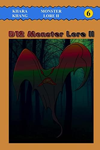 9781515296959: D12 Monster Lore II (Volume 6)