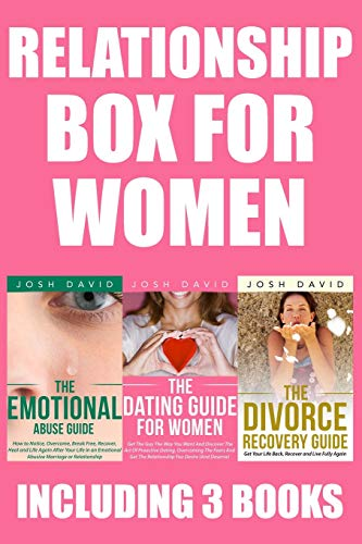 9781515308904: Relationship Box for Women: Get Out of the Abusive Relationship, Manage the Divorce and Start Dating Again! You Deserve to Enjoy Your Life and Feel Alive Again (Boxing Josh David) (Volume 2)