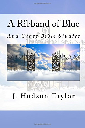 9781515312758: A Ribband of Blue: And Other Bible Studies