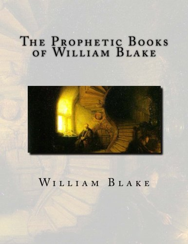 9781515316756: The Prophetic Books of William Blake: Jerusalem