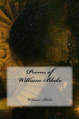 9781515317579: Poems of William Blake