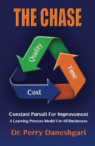 The Chase: Constant Pursuit for Improvement: Phd, Dr Perry