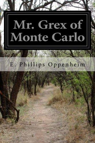 9781515322177: Mr. Grex of Monte Carlo
