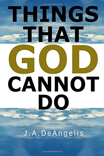 9781515329916: Things that God cannot do