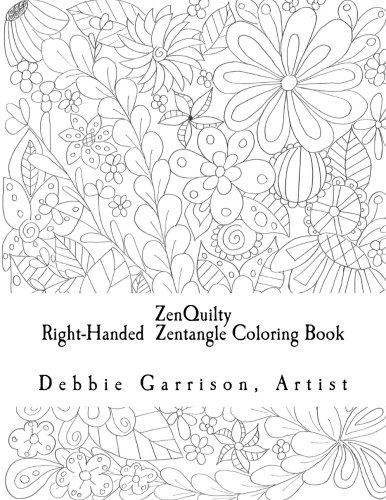 9781515329947: ZenQuilty: Right-Handed Coloring Book