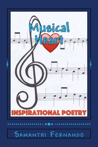 9781515331209: Musical Heart: Inspirational Poetry