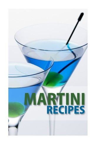 9781515334026: Martini Recipes