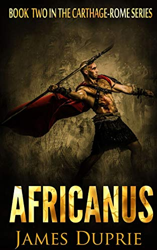9781515350484: Africanus: Book two of the Carthage - Rome Series (Volume 2)