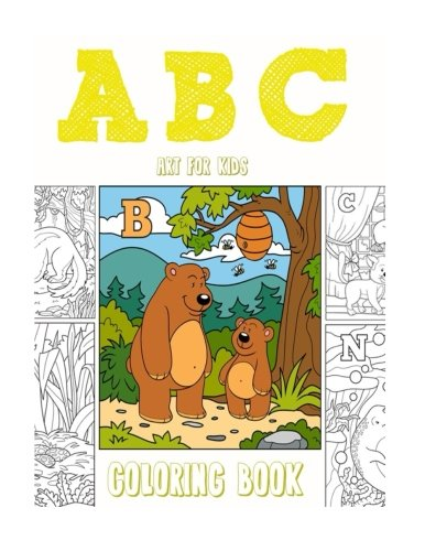 9781515350712: ABC Coloring Book