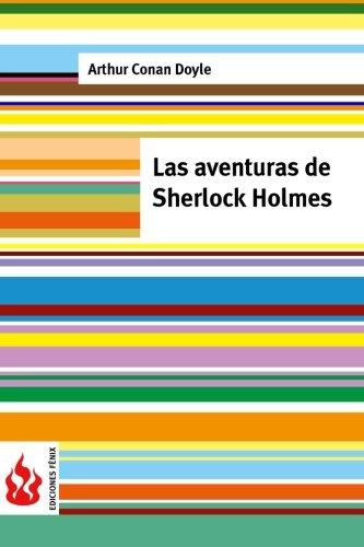 9781515353232: Las aventuras de Sherlock Holmes: (low cost) (Ediciones F?nix) (Spanish Edition)