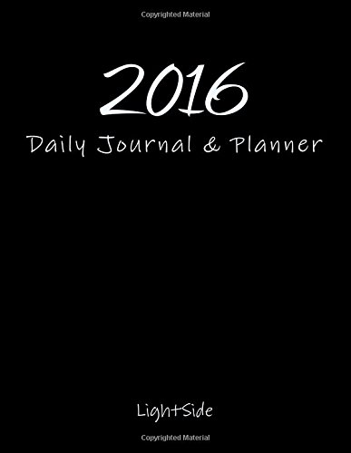 9781515367819: 2016 Daily Journal & Planner