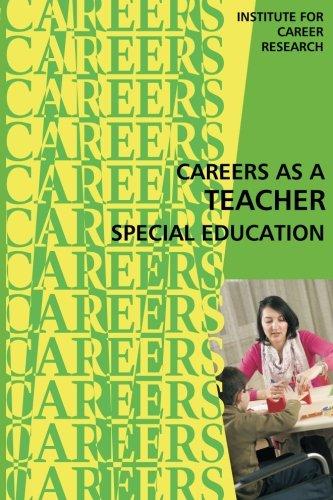 9781515369820: Career as a Teacher Special Education
