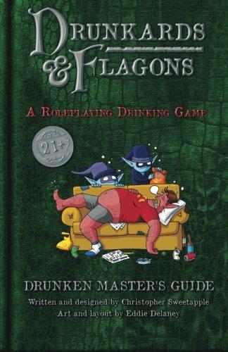 9781515374879: Drunkards and Flagons Drunken Master's Guide (Volume 2)