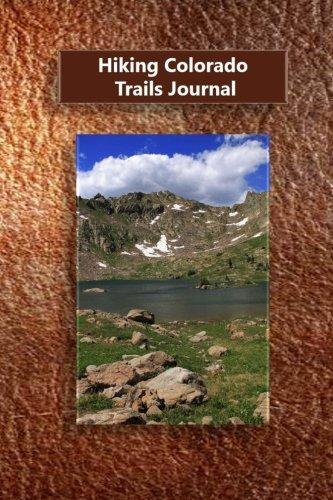 9781515375647: Hiking Colorado Trails Journal