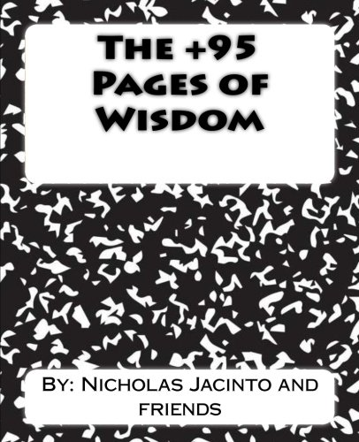9781515377726: The +95 Pages of Wisdom