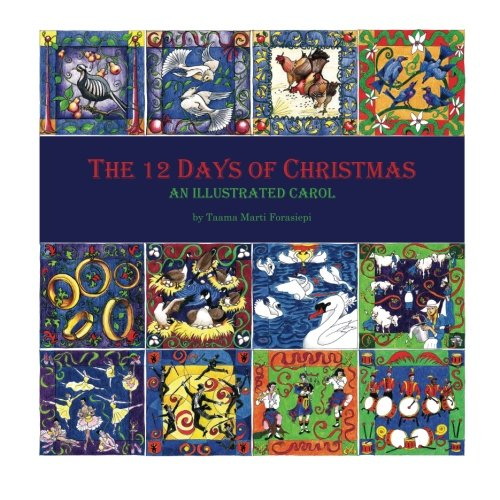 9781515378419: The 12 Days of Christmas an Illustrated Carol
