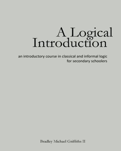 9781515378747: A Logical Introduction