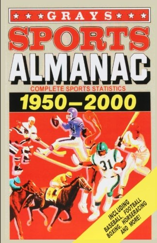 Grays Sports Almanac 9781515381464 BLANK JOURNAL! THIS IS A BLANK JOURNAL! Not a sports almanac! Betting on the past's future is a safe bet. So bet on this blank journal b
