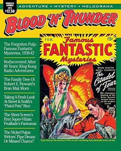 Blood 'n' Thunder: Summer 2015: Robert E. Howard