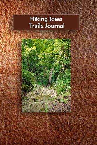 9781515386803: Hiking Iowa Trails Journal