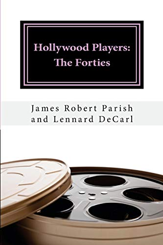 9781515386889: Hollywood Players: The Forties