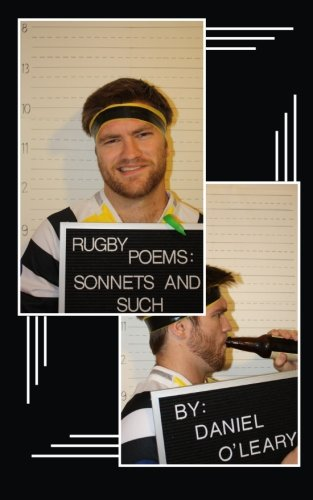 9781515394525: Rugby Poems: Sonnets and Such
