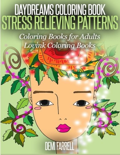 9781515395997: Daydreams Coloring Book:Stress Relieving Patterns: Coloring Books for Adult (Lovink Coloring Book)