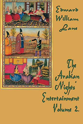9781515401100: The Arabian Nights' Entertainment Volume 2