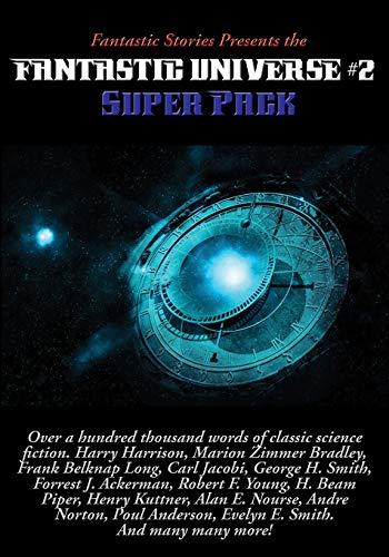 Fantastic Stories Presents the Fantastic Universe Super: Harrison, Harry; Bradley,