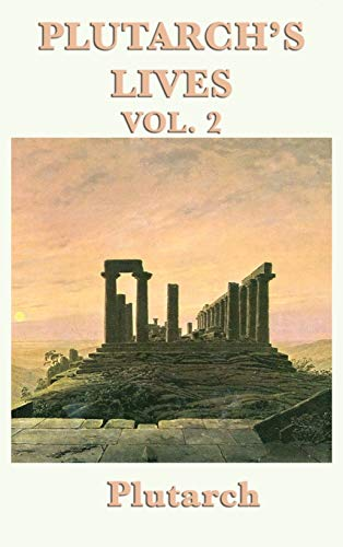 9781515428121: Plutarch's Lives Vol. 2