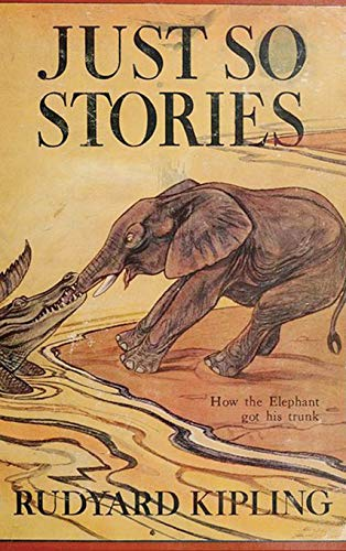 9781515428312: Just So Stories -Illustrated