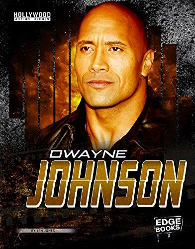 Dwayne Johnson (Library Binding): Jen Jones