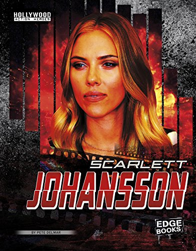 9781515710974: Scarlett Johansson (Hollywood Action Heroes)