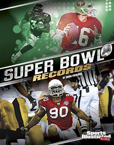 Super Bowl Records (Library Binding): Eric Braun