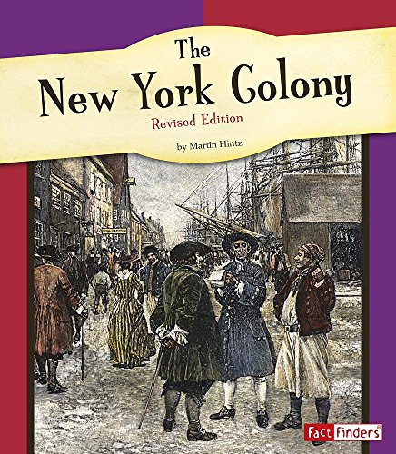The New York Colony: Hintz, Martin