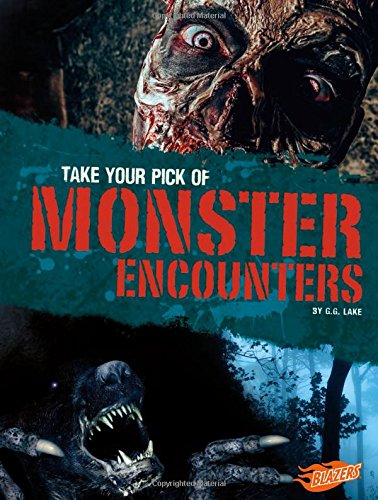 9781515744764: Take Your Pick of Monster Encounters (Take Your (Equally Horrible) Pick!)