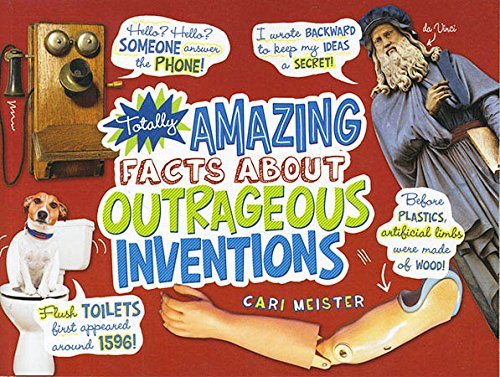 9781515747765: Totally Amazing Facts About Outrageous Inventions (Mind Benders)