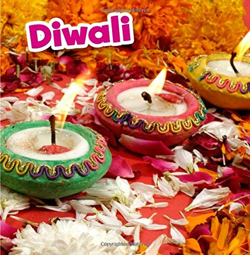 9781515748595: Diwali (Holidays Around the World)