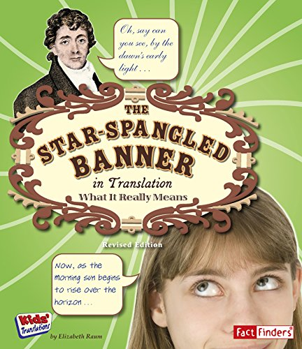 9781515762744: The Star Spangled Banner in Translation: What It Really Means (Kids' Translations)