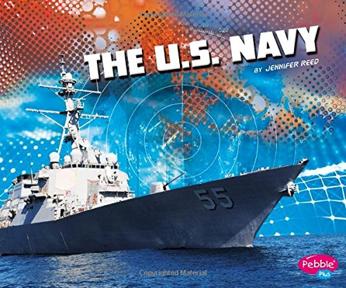 9781515767756: The U.S. Navy (The U.S. Military Branches)