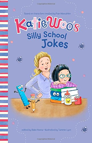 9781515809746: Katie Woo's Silly School Jokes (Katie Woo's Joke Books)