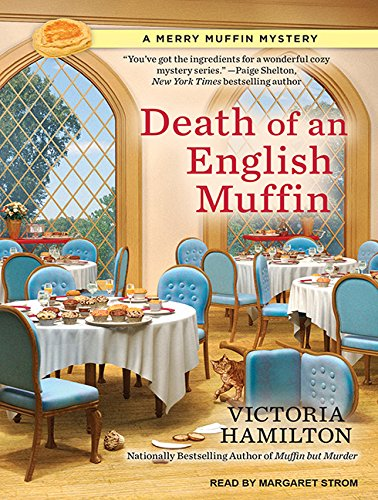 Death of an English Muffin (Compact Disc): Victoria Hamilton