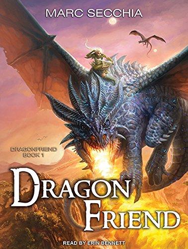 Dragonfriend (Compact Disc): Marc Secchia