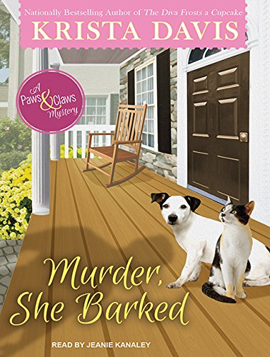 9781515900580: Murder, She Barked (Paws & Claws Mystery)